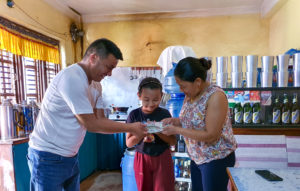 Nepal – Schulgeld für Jangmu