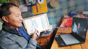Nepal – Digitale Bildung an unserer Partnerschule