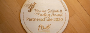 Young Scientists Energy Award